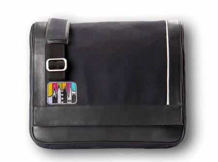 VV messenger bag